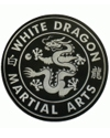 White Dragon Patch